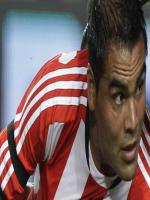 Centre back Player Gabriel Mercado