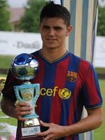 Mauro Icardi With Trophy