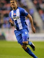 Franco Di Santo in Match