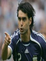 Roberto Ayala in Action