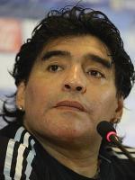 Diego Maradona Coach