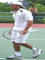 Juan Pablo Brzezicki in Match