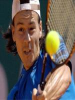 Guillermo Coria in Action