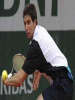 Federico Delbonis in Match
