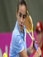 Paula Ormaechea in Action