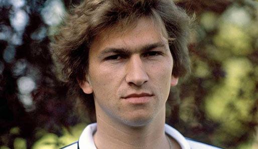 Young Klaus Augenthaler