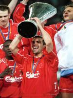 Markus Babbel With Trophy