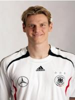 Midfielder Player Tim Borowski