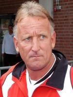 Coach Andreas Brehme