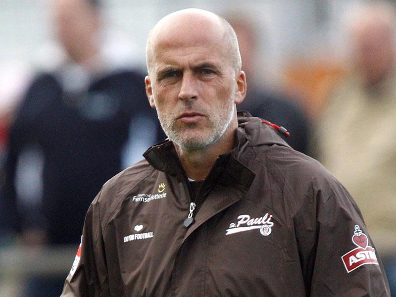 Coach Michael Frontzeck