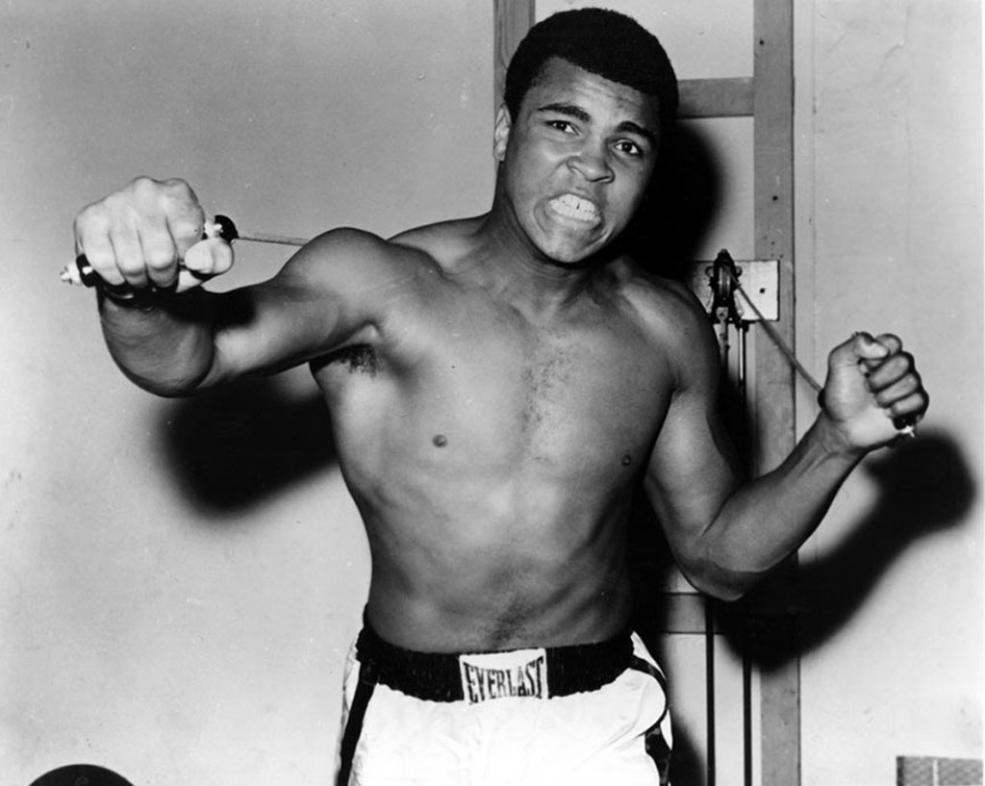 Muhammad Ali Excercise