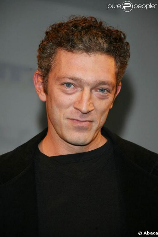 Vincent Cassel in The Monk
