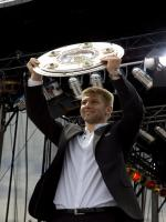 Thomas Hitzlsperger With Award