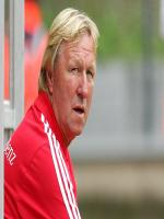 Horst Hrubesch Photo Shot