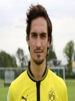 Mats Hummels in Match