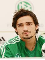 Mats Hummels Photo Shot