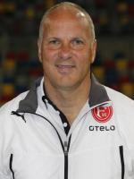 Goalkeeper Oliver Reck