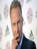 Karl-Heinz Rummenigge Photo Shot