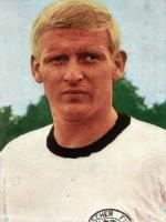 Best Defender Karl-Heinz Schnellinger