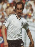Uli Stielike in Match