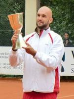 Dominik Meffert With Trophy