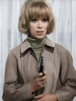 Mireille Darc in The Passengers