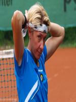 Sabine Ellerbrock During Match