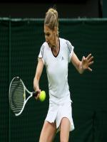 Steffi Graf in Match
