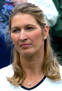 steffi graf bio stefanie maria steffi graf is a former world no 1 ...