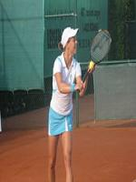 Martina Mller in Action
