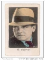 Gabriel Gabrio in Le juif errant (1926)
