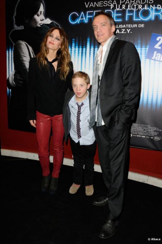 Marin Gerrier in 2012 Genie Awards.