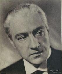 Lucien Guitry in Shakespeare play