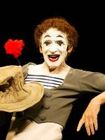 Marcel Marceau Photo