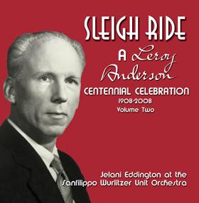 leroy anderson centennial celeberation