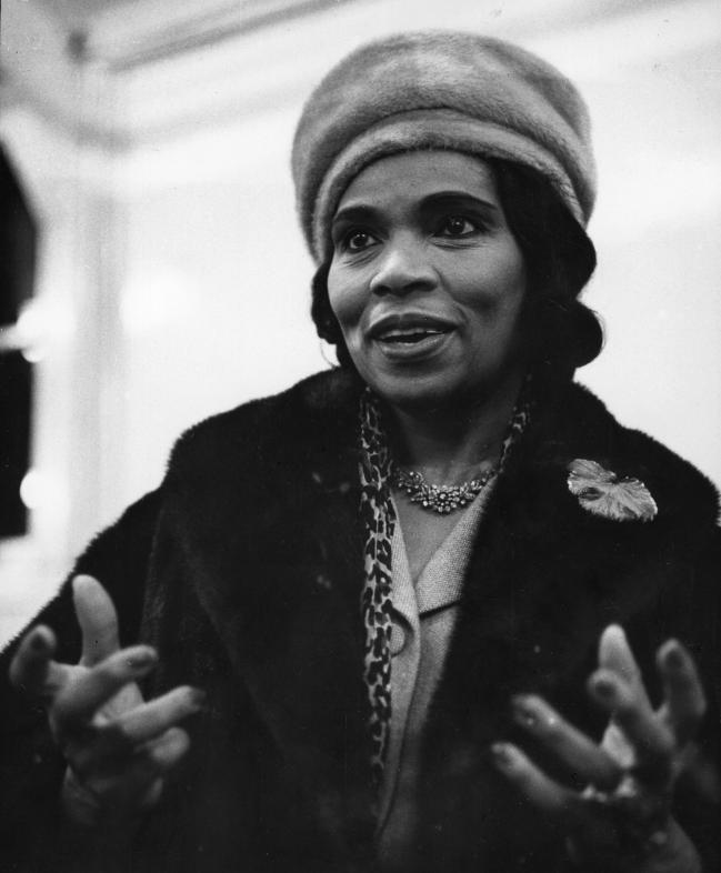 african american contralto marian anderson Eleanor roosevelt first met african american contralto opera singer marian anderson in 1935 when the singer was invited to perform at the white house ms anderson had performed throughout europe to great praise, and after the white house concert the singer focused her attentions on a lengthy concert tour of the united states.