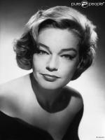 Simone Signoret in The Adolescent