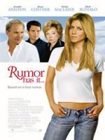 Jennifer Aniston Rumor has it