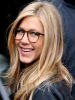Jennifer Aniston with glasses