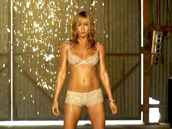 Jennifer Aniston revel stripper
