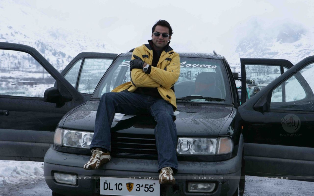 Abhay Deol HD Wallpaper