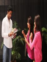 Abhishek Bachchan with twins