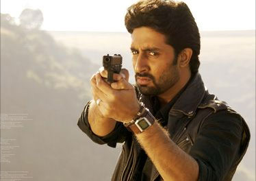 Abhishek Bachchan Action in Dhoom 2