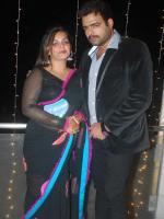 Abhimanyu Singh Wedding Pic