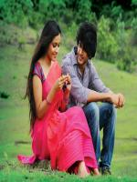 Abijeet Duddala with Shagun Kaur