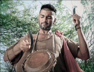 Adharvaa in a Paradesi Movie