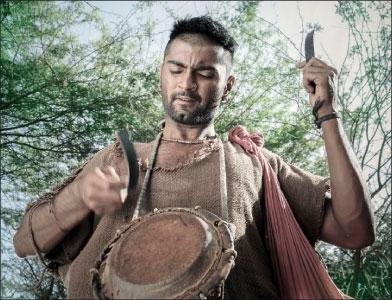 Adharvaa in a Paradesi Movie