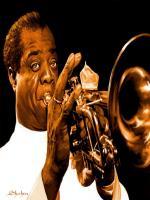 Louis Armstrong Musician