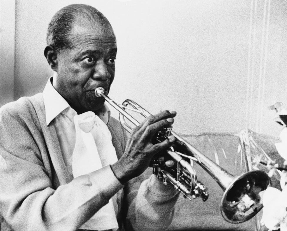 Louis Armstrong Photo