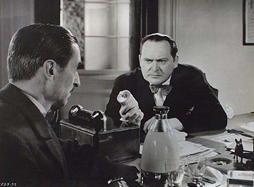 Edward Arnold Hollywood actor
